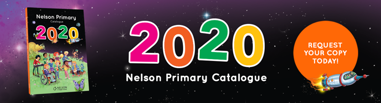 Nelson Primary Catalogue 2020. Request your catalogue today!