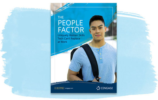 The People Factor: Uniquely Human Skills in the Workplace.